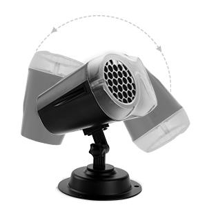 Коледни светлини за проектор - 3
