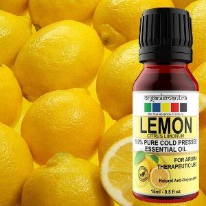 uses of lemon essential oils