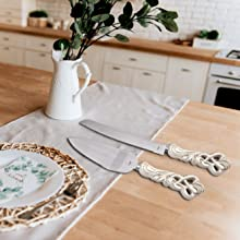 decorative white elegant