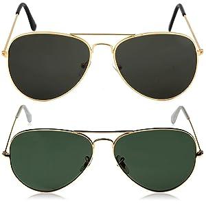 sunglasses for men latest sunglass women girls chasma stylish boy aviator mens man combo pack of 2