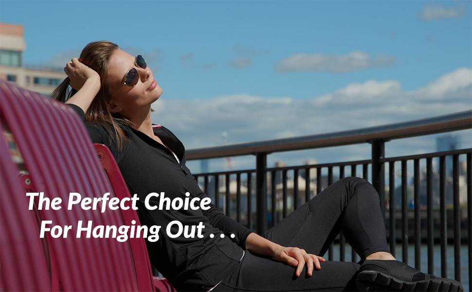 Alex + Abby - The Perfect Choice for Hanging Out...
