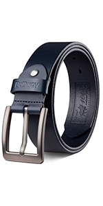 buffway leather belt