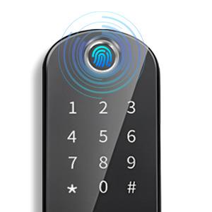 Fingerprint smart lock