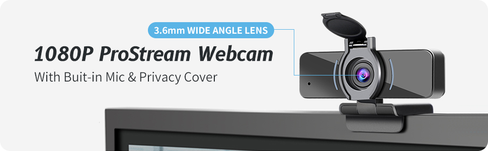 ZILNK WEBCAM USB KAMERA 1080P W4 (1)