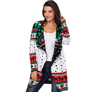 Image result for sidefeel christmas cardigan