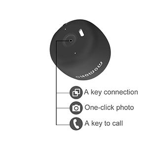 Momoho Bluetooth Speaker TWS Version BTS0052 Picture 3