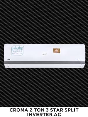 Croma 2T 3 Star Split Inverter AC (CRAC7558)