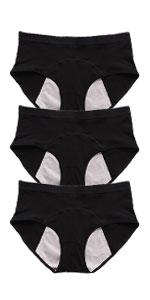 girls period proof underwear