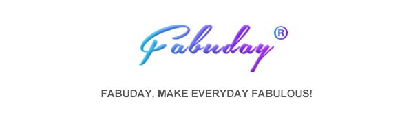 Fabuday, make everyday fabulous