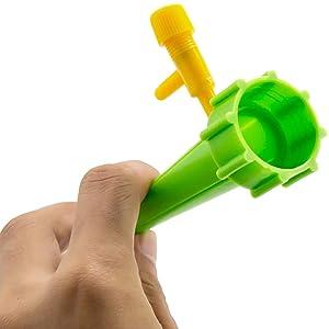 water drip nozzles for plants, Indoor Houseplant Watering Device, Water Bottles,Self Watering Bottle