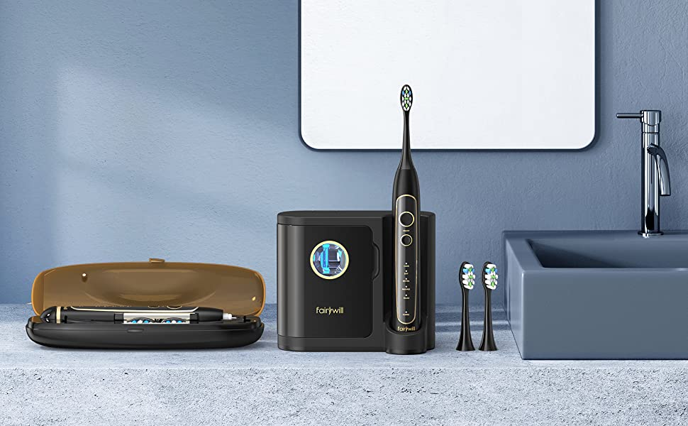 electronic toothbrushes for adults