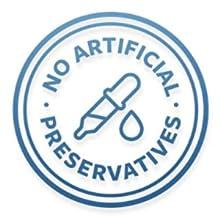 No Artificial Preservatives Symbol