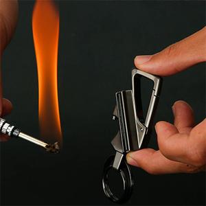 ignite flame