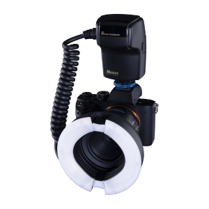 Amazon Com Nissin Macro Ring Flash Mf 18 For Sony Ttl Flash With Soft Diffuse Light And Precise Control For Professional Macro Photography Manual 1 1 To 1 1024 High Speed Sync Hss User