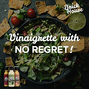 vinaigrette with no regret