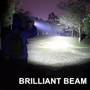 hight lumen flashlight