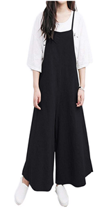 Womens Baggy Overalls
