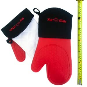 oven mitts and pot holders, kitchen mittens and pot holder set, silicone pot holder, kitchen gloves