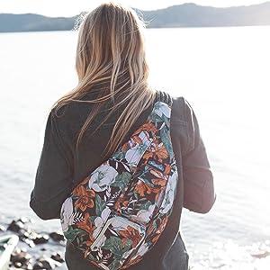 KAVU Rope Sling Polyester Bag