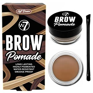W7 Brow Pomade Soft Brown