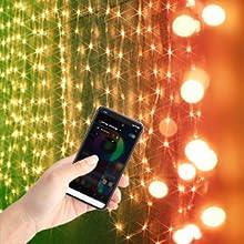 smart fairy lights