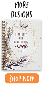 """softcover, spiral notebook, 8.5"""" x 11"""", religious, scripture, bible verse"""