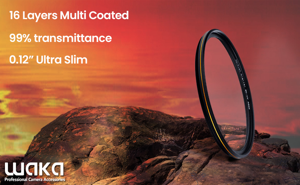 Camera Filter 77mm Filtro para c/ámara 1 Pieza MARUMI Fit Camera Filter Slim Ultraviolet s UV UV 7,7 cm, Ultraviolet
