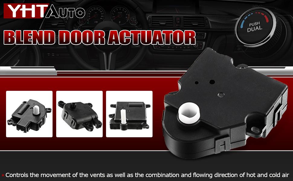 Dorman Main HVAC Heater Blend Door Actuator for Ford Explorer Sport Trac ia