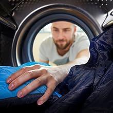 Maschinenwaschbares Design