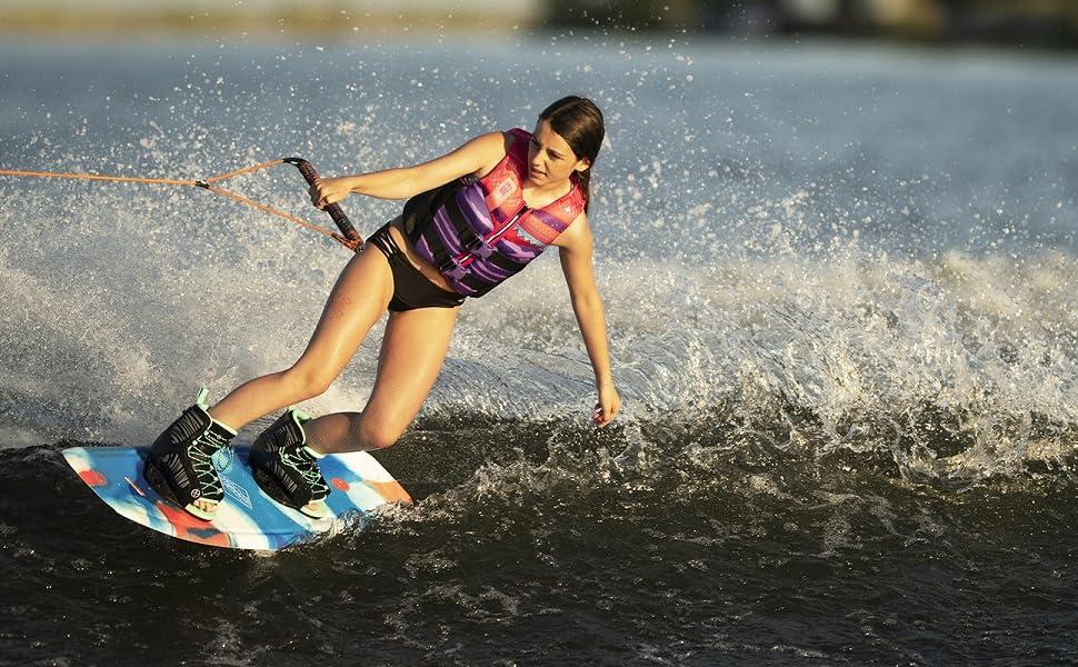 Hyperlite Jinx Womens Wakeboard Bindings