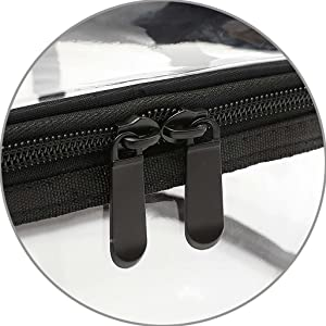 Double Way Zippers