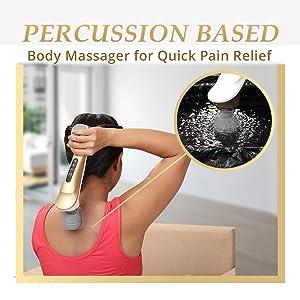 Percussion Body Massager