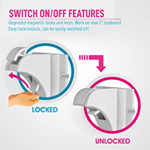 magnetic cabinet locks cabinet locks child safety child proofing pet proof cupboard locks cat proof