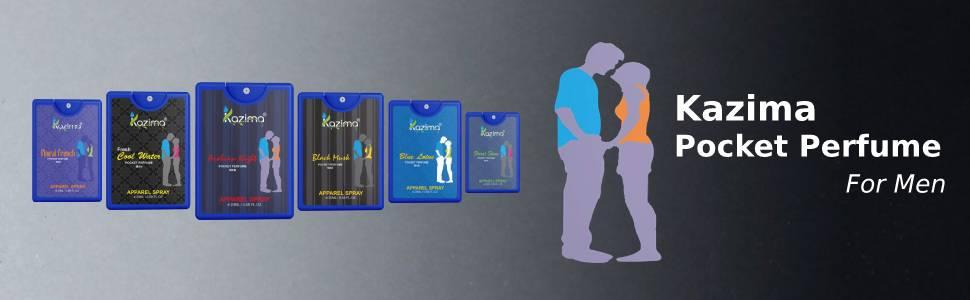 kazima apparel spray perfume for men