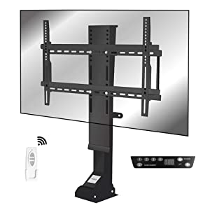 support tv motorisé X8 , ascenseur tv motorisé
