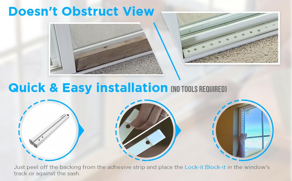 storm opening control device slider rulers pasadores de seguridad conditioner residential sash pivot