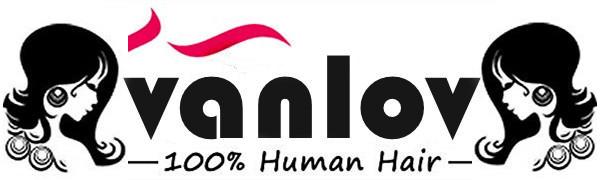 vanlov human hair