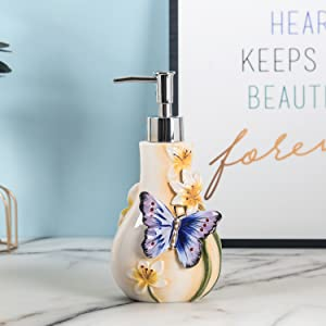 Butterfly Lotion Dispenser