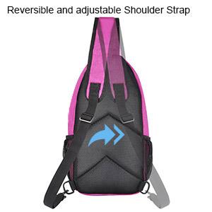 Adjustable Reversible Shoulder Strap