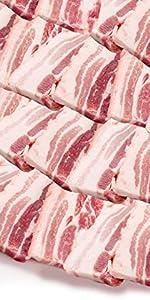 豚バラ焼肉用厚切り