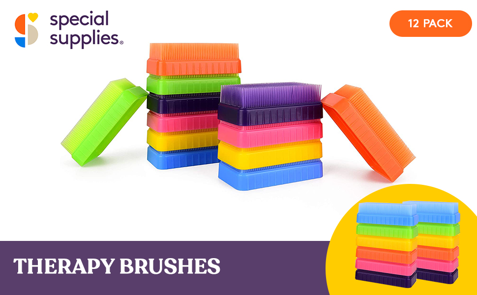 Brush for Occupational Therapy