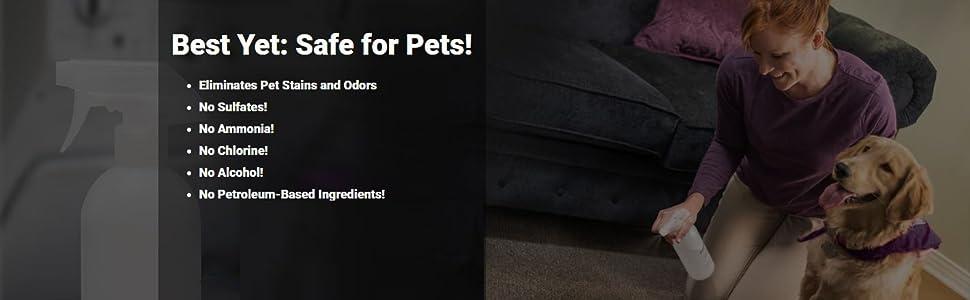 Safe For Pets