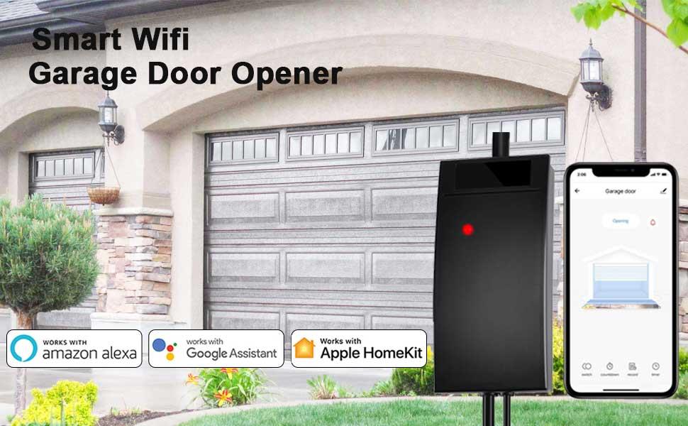 garage door opener wifi controller