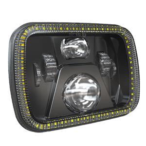 jeep xj headlights