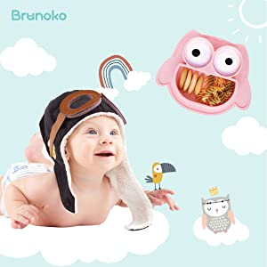 plato bebe ventosa // plato blw // plato ventosa bebe // babero silicona bebe // baberos silicona
