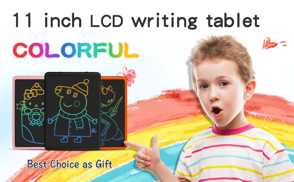 writing pad kids tablets drawing board lcd writing tablet kids
