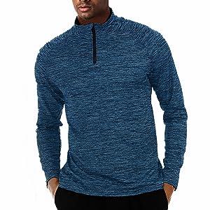 workout shirts men