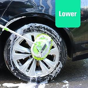 long brush car wash