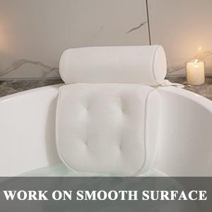 bath pillows for women bubble bath time