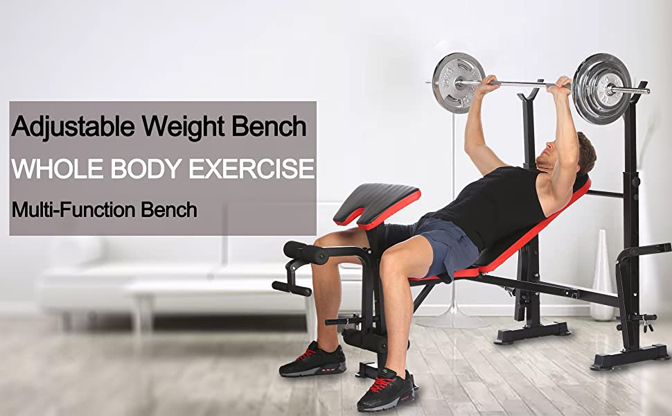 weight bed bench